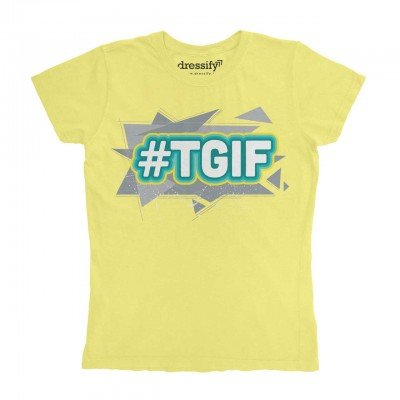 TGIF Kids T-shirt for boys